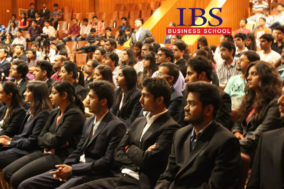 Campus placements at IBS