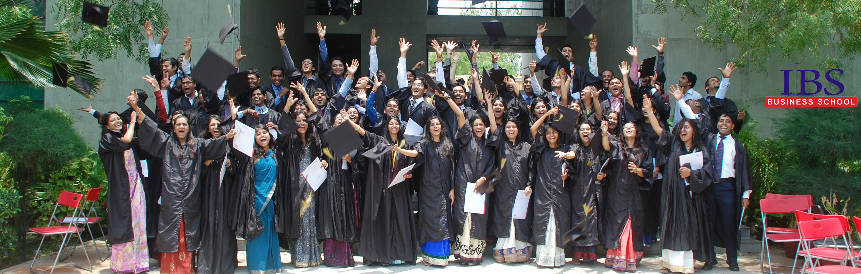 IBS MBA Students