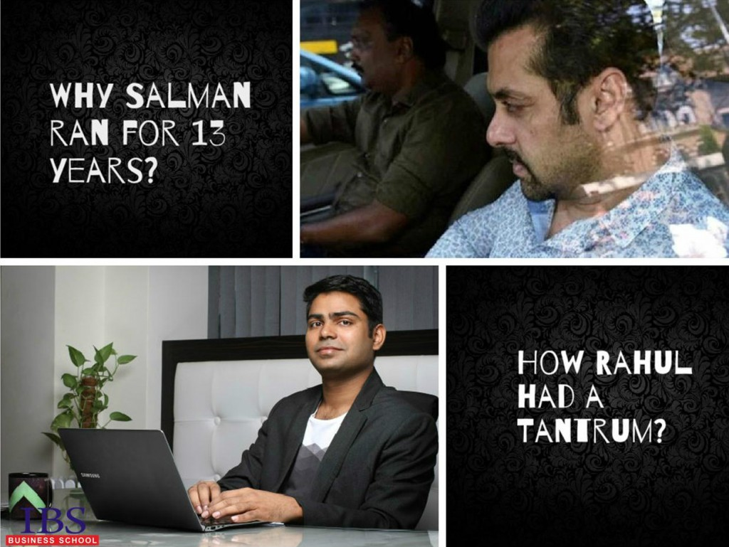 Why Salman Khan Ran for 13 years and How Rahul Yadav Had a Tantrum