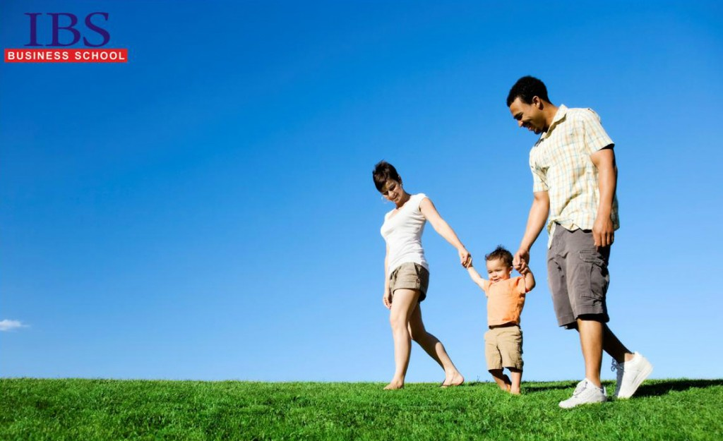 Give importance to family relationships too