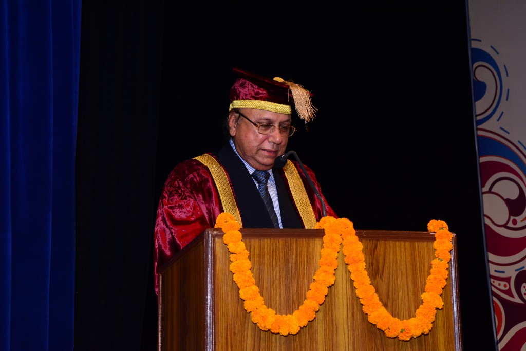 Prof S C Sharma, Director, IBS Gurgaon