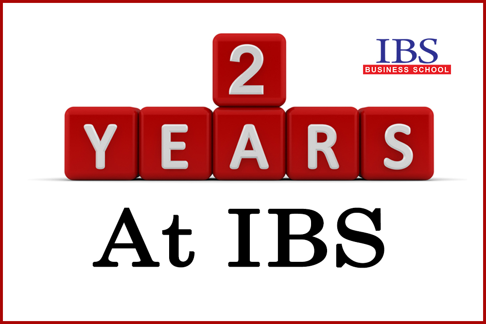 2-years at IBS